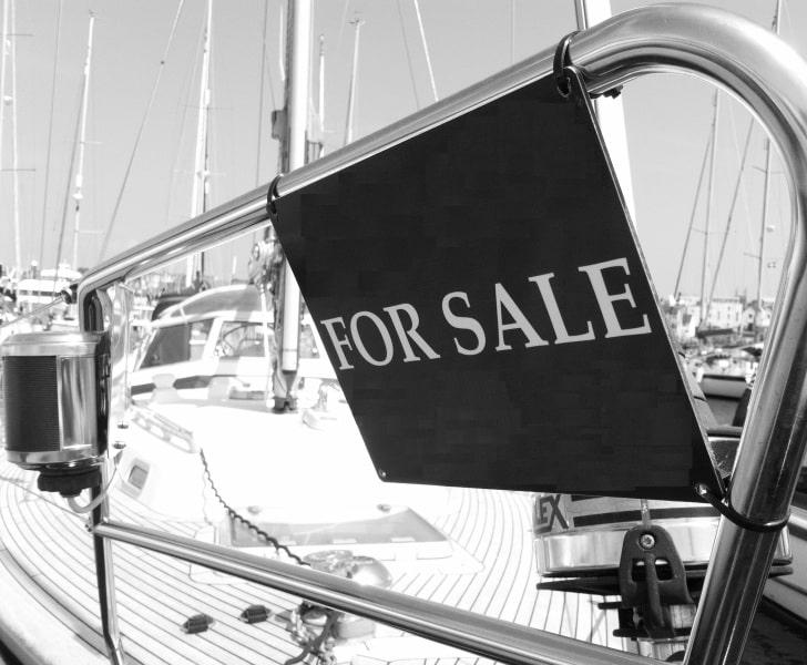 Услуги яхтенного брокера