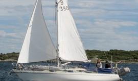 Albin Ballad 30 шведская парусная яхта класса Ocean