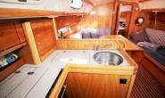 Bavaria 33 парусная яхта
