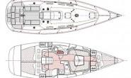 Elan 37 2003 круизная парусная яхта