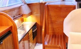 Dominator 340 Fly 2006 моторная яхта с флайбриджем