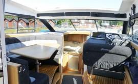 Продажа Forbina 42 CC шведская моторная яхта