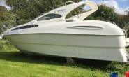 Gobbi 365SC прогулочная моторная яхта