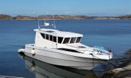 Seaking 38 скандинавская моторная яхта класса Patrol