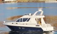 Morejet 38 скандинавская моторная яхта
