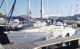 Jeanneau Sun Odyssey 32.2 2002 парусная яхта швертбот