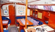 Hanse 411 2003 парусная яхта