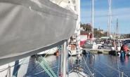 Phobos24 парусная яхта швертбот
