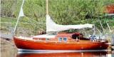 Классическая шведская яхта