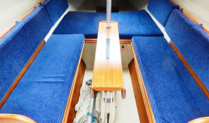 Международный яхтенный брокер в Скандинавии - Dragonfly 800