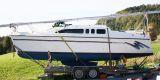 Hunter 26 парусная яхта
